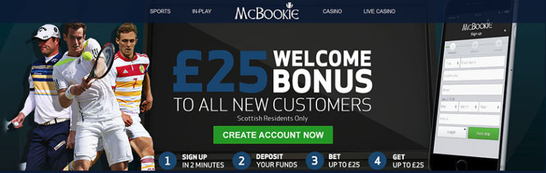 McBookie Review