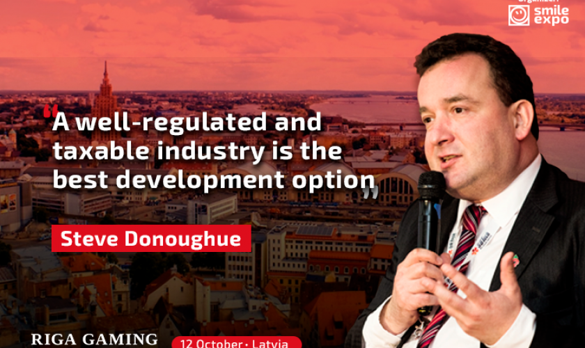 Steve Donoughue: A well-regulated and taxable industry is the best development option