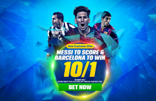 Is Messi going to score?