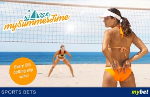 Bet on this summer's sporting events and you could win up to €10 000!