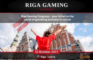 Riga Gaming Congress 2017: main gambling event of Latvia